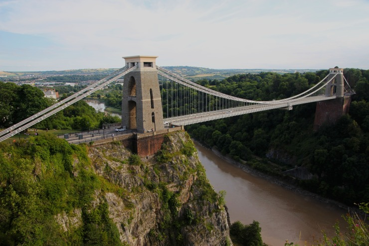 Clifton Suspension Bridge Lecture