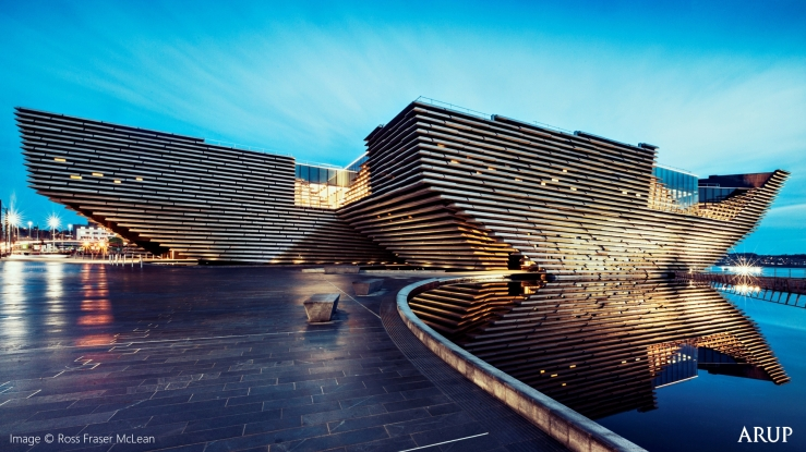 V&A Dundee image